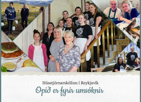 Hússtjórnarskólinn i Reykjavík,